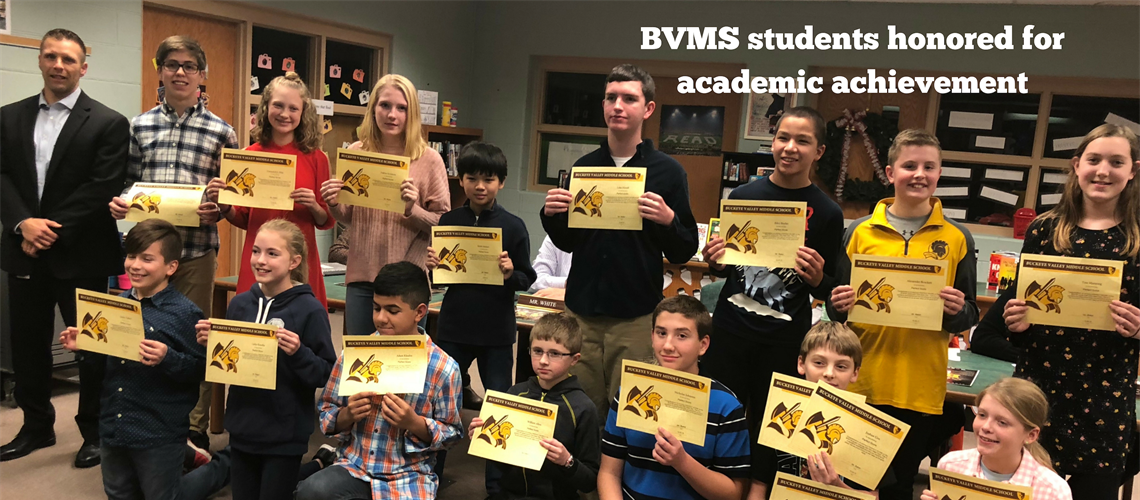 BVMS Achievement